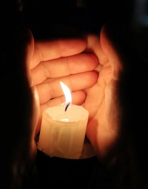 como consagrar una vela