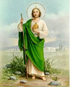 Ritual Para San Judas Tadeo