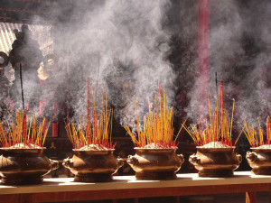 ritual para bendecir la casa