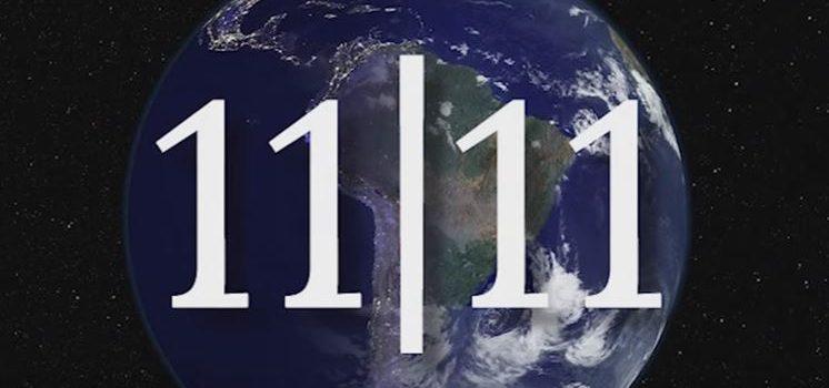 Numerología y Los Ángeles: Significado del número 1111