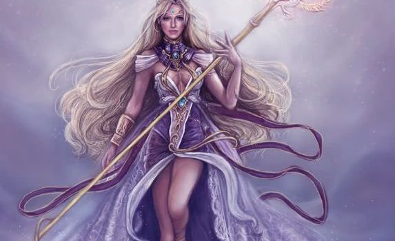 Hechizo a La Diosa Harmonía-Mitología Griega
