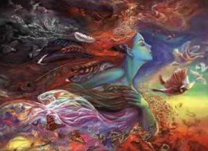 diosa de la armonía