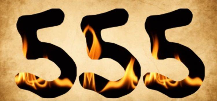 Significado Del Numero 555: Numerología Angélica