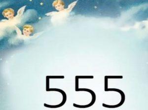 significado del numero 555