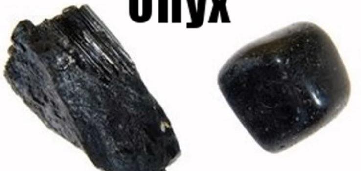 Piedra Onix Negra [UNA MARAVILLA DE LA NATURALEZA]