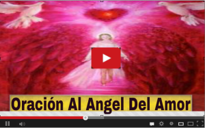 Oracion Al Angel Del Amor
