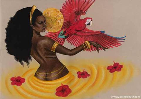 Oración a Oshun Para Amarrar - Los Hechizos De Candela